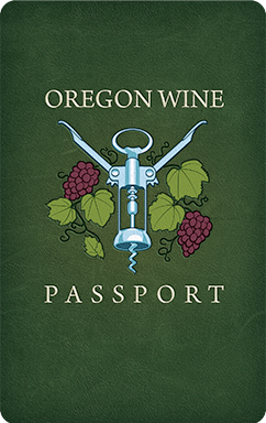 an image of the Oregon Wine Passport