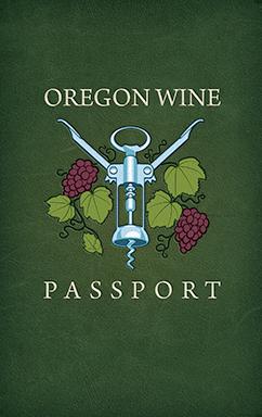 an image of the Oregon Wine Passport